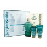 Jean Paul Gaultier Le Male 125ml Apă De Toaletă + 50ml Gel de duș + 30ml After Shave Balsam Set