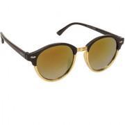 Arzonai Manila MA-039-S1 Unisex Round Sunglasses