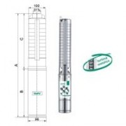 Pompa submersibila de inalta presiune Taifu 4SM2-21F