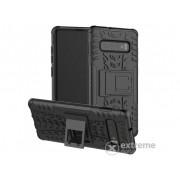 Husa plastic Gigapack Defender pentru Samsung Galaxy S10 (SM-G973), negru
