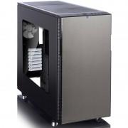 Carcasa Define R5 Titanium Window, MiddleTower, Fara sursa, Gri