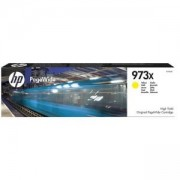 Тонер касета HP 973X High Yield Yellow Original PageWide Cartridge, F6T83AE