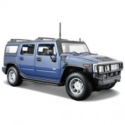 Maisto Metal 2003 Hummer H2 SUV Toy For Kids (GNV069)