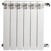 Radiatore Termosifone Alluminio Faral Mod. Alba Interasse 600