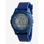 Quiksilver Stringer S - Reloj Digital para Chicos 8-16 - Azul - Quiksilver