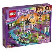 LEGO Friends Montagne Russe In Parcul De Distracții L41130