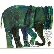 Do You Want to Be My Friend', Hardcover/Eric Carle