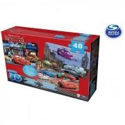 Spin master 3 puzzle disney cars 48 pezzi 6033051