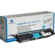 Тонер касета за Konica Minolta MagiColor 2400 W, син (1710589-007)
