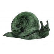 Mr Fredrik Skulptur Snigel 26cm