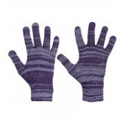 ALPINE PRO EVITA Dámské rukavice LGLD004405 ostružinová L