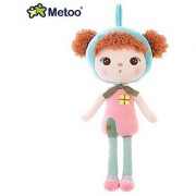 Metoo Atrial Style Lucky Baby Plush Stuffed Hanging Kids Toys Dolls Lovely Birthday Gift for Children 1197C13