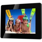 "Rama Foto Digitala Serioux SmartArt 882MLED, 8"", 1024 x 768, telecomanda, slim (Negru)"