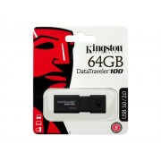 USB Kingston USB DT100G3 64GB 3.0 DataTraveler (DT100G3/64GB)