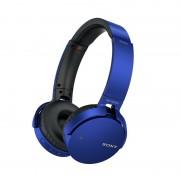 HEADPHONES, SONY MDR-XB650BT, Headset, Bluetooth, NFC, Blue (MDRXB650BTL.CE7)