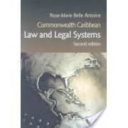 Commonwealth Caribbean Law and Legal Systems (Belle Antoine Rose-Marie (University of the West Indies Barbados))(Paperback) (9781859418536)