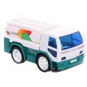 Children Inertia Toy Vehicle Multifunctional Engineering Vehicles Tanker