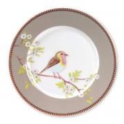 PIP Studio Pip Teller Early Bird khaki