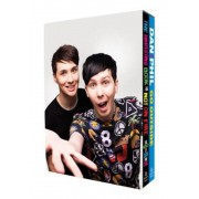 Dan and Phil Boxed Set, Hardcover