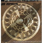 Unbranded 40th Anniversary Tribute Album To Led Zeppelin [CD] USA import