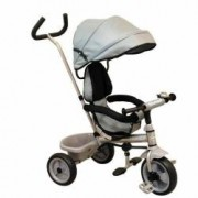 Tricicleta pentru copii Ecotrike Baby Mix grey