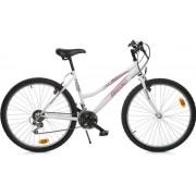 "Bicicleta MTB Good Bike Oklahoma, Roti 26"" (Alb/Violet)"