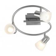 GLOBO 54530-3 - Lampa spot PARRY 3xE14/40W