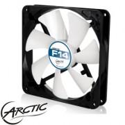 Ventilator 140x140x25mm, Arctic F14, 3-pin, bijela (ACFAN00077A)