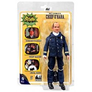 Batman 1966 Tv Series 5; Chief Ohara, 8 Inch Action Figure; Figures Toy Co