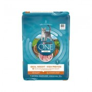 Purina ONE Healthy Metabolism Adult Premium Dry Cat Food, 16-lb bag