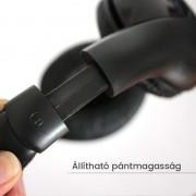 Vezeték nélküli fejhallgató fülhallgató mikrofonnal 5 az 1-ben