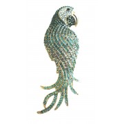 Broșa Ara Green