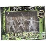 The Lord of The Rings Bearers of The One Ring Twilight 3 Pack Action Figure Set by Toy Biz