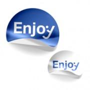 .flyer.be 25 Stickers drukken Magneetfolie 0,6mm