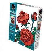 SET CREATIE SCLIPICI NR.8 TRANDAFIRI Set de creatie Fantazer, trandafiri