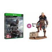 Assassin's Creed Valhalla Ultimate Edition + figurină Eivor Xbox One
