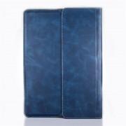 """Apple Läderfodral med ställ blå, iPad Pro 12.9"""""""