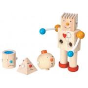 Plan Toys Деревянная игрушка Plan Toys конструктор Робот
