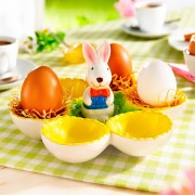 Platou decorativ oua de Paste