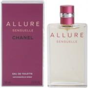 Chanel Allure Sensuelle Eau de Toilette para mulheres 50 ml