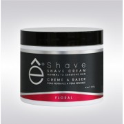 eShave Shaving Cream Floral 4oz 714002
