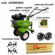 Set Motocultor Gardelina 90NEW