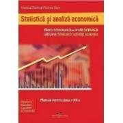 Statistica si analiza economica - Clasa a 12-a - Manual - Viorica Dorin Florina Stan
