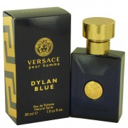 Versace Pour Homme Dylan Blue Eau De Toilette Spray 1 oz / 29.57 mL Men's Fragrances 539342