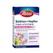 ABTEI Baldrian+Hopfen Dragees zur Beruhigung 40 St