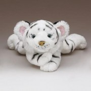 "White Tiger Cub - 14"" White Tiger by Wildlife Artists"