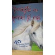 Povești cu ponei și cai