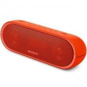 Портативна колона Sony SRS-XB20, Bluetooth, Червена, SRSXB20R.CE7