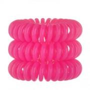 Invisibobble The Traceless Hair Ring 3 ks gumička na vlasy pre ženy Pink