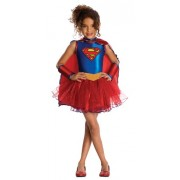 Rubie's Costume Co Justice League Childs Supergirl Tutu Dress - Toddler